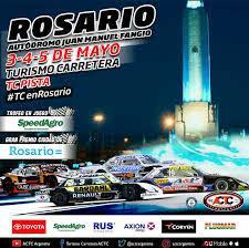Turismo Carretera - La actividad en Rosario tendrá mas duración que lo habitual.