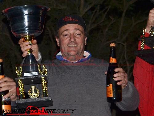 TC del 40 Sudeste - Guarino obtuvo la primer final en Laprida. Quinto resultó en la segunda.