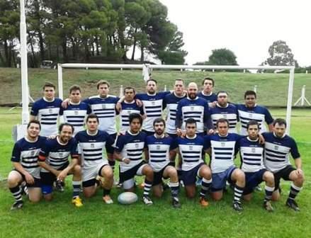 Rugby - Club Sarmiento se presentó como local ante Punta Alta RC.