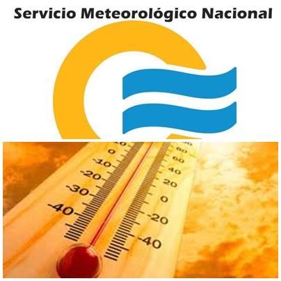 Recomendaciones  del SMN por Olas de Calor y salud