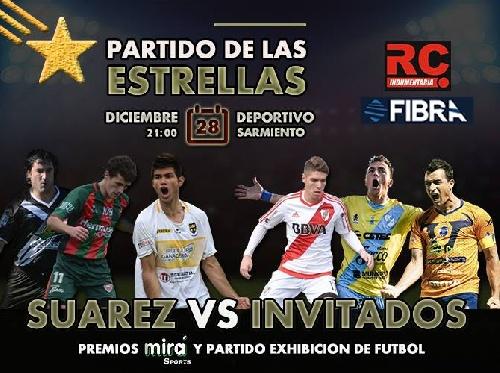 Se disputará el Partido de las Estrellas a fin de año en Coronel Suárez.