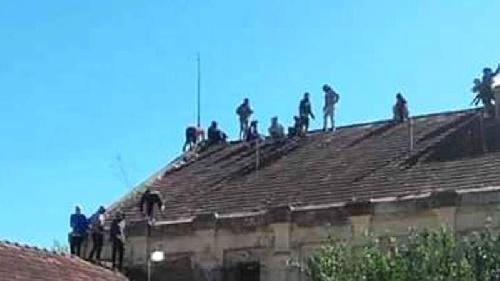 Ya son cinco los muertos tras los motines por reclamos de condiciones por el coronavirus en cárceles de Sta Fe ( VIDEO )