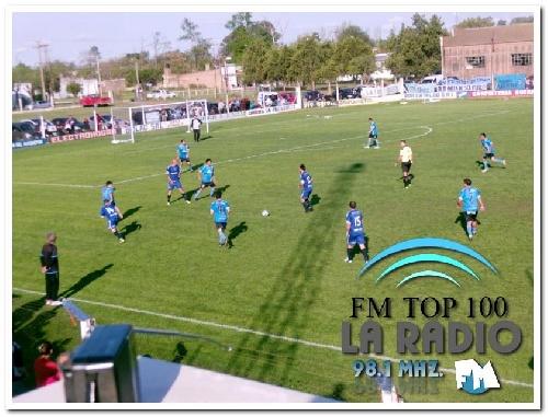 Liga Cultural Tres Lomas - Derrota de El Ceibo con Lavernhe y Cabral ante Unión Deportiva de Tres Lomas.