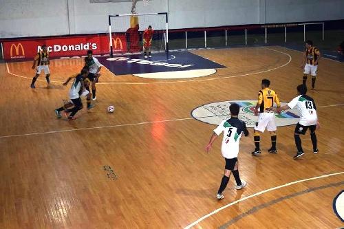 FUTSAL - Participación del Tiro local en el Campeonato Patagónico de Bahía Blanca.
