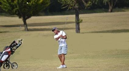 Golf Club Pigüé: Hector Yrigoyen ganó el Torneo 18 medal Play