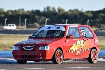 Gran Turismo de la Comarca - Sergio Bilbao marcha 6° en el campeonato disputadas dos fechas.
