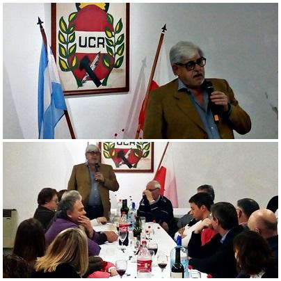 Baylac en Pigüé: No van a tener suerte los que conspiran contra el gobierno
