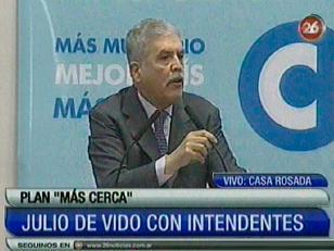 La justicia brasileña apunta contra el ex ministro De Vido en el Lava Jato