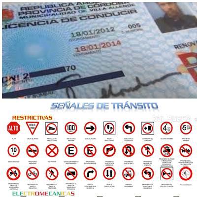 Curso de capacitación vial para obtener licencia de conducir