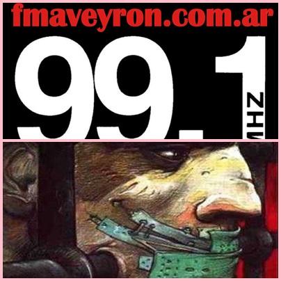 FM AVEYRON 99.1: SOLIDARIDAD, REPUDIO Y RECLAMO DE JUSTICIA  POR VIOLENCIA CONTRA LA FAMILIA DEL TITULAR DE RADIO FM  LUNA, DE S. A. DE ARECO