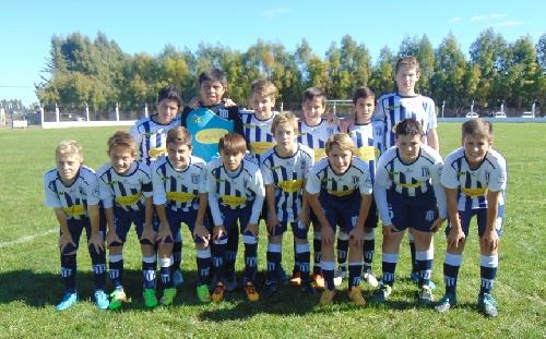 LRF - Inferiores - Club Sarmiento tras vencer a San Martín de Saavedra en 7ma división sigue puntero en la divisional.
