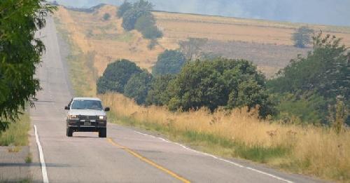 Habilitaron el tránsito en ruta Provincial 76
