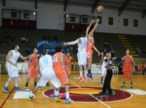 Basquet Federal - Derrota de Unión de Orán - Nueve puntos de Biscaychipi.