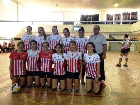 Voley Femenino - Unión Pigüé y Sarmiento vencieron en la fecha de la AVSO.