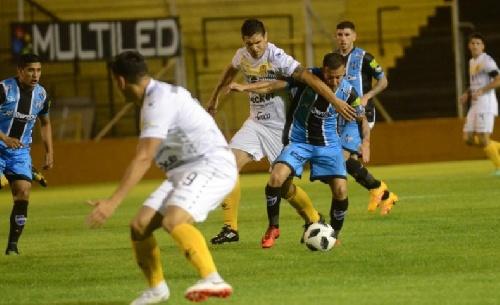 Nacional B - Olimpo derrotó como local a Almagro.