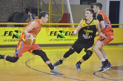 Basquet Bahiense - Bahiense cayó ante Olimpo y cae a la 3ra ubicación.