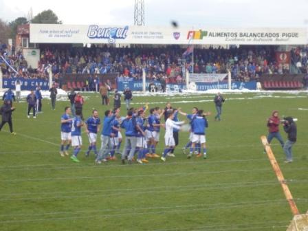 LRF - Ante un gran marco de público Rácing de Carhué se adjudicó el Apertura - Video de los goles.