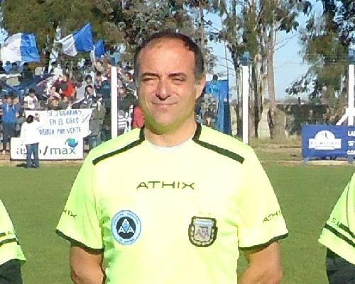 AFA - 1ra División - Andrés Prendel debutará como juez de línea en primera división A.