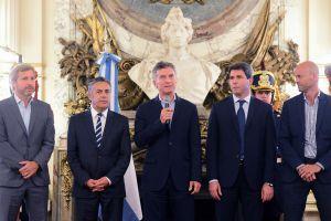 Macri anunció construcción de tramo de la Ruta 40 entre Mendoza y San Juan