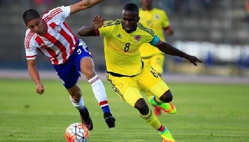 Comenzó el SudAmericano Sub 20 en Ecuador con empate de Paraguay y Colombia. Triunfo de Brasil.