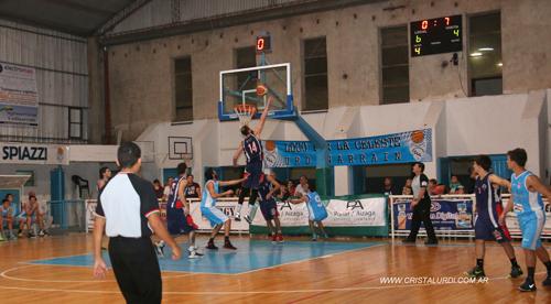 Basquet Entrerriano - Huracán de Villaguay vence a Luciano de Urdinarrain y avanza a semifinales.