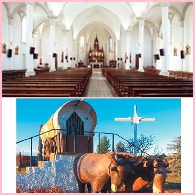 Parroquia Ntra. Sra. de Luján  de Pigüé: misas y procesión