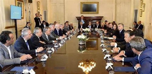 Histórico: El presidente Macri y los Gobernadores firmaron un nuevo Pacto Fiscal y acordaron importantes reformas