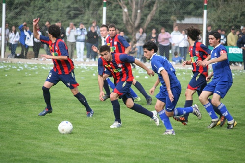 LRF - Peñarol venció en Carhué a Racing - Empates de Sarmiento y de Unión - Derrota de Argentino en Tornquist.