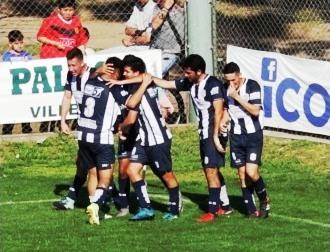 LRF - Club Sarmiento venció a San Martín de Santa Trinidad y está en la final del Apertura.