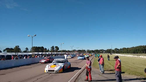 Categorías Zonales - El fin de semana se corre una nueva fecha en el autódromo local.
