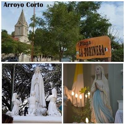 Arroyo Corto: Virgen de San Nicolás