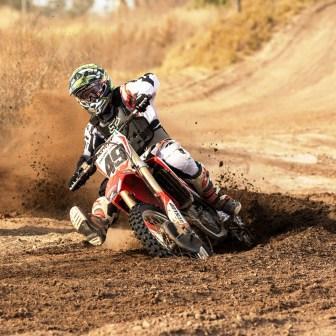 Motocross - Emiliano Zapata se alzó con el 1° puesto en Trenque Lauquen.