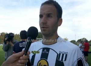 Fabricio Di Buo de temporada pasada en Blanco y Negro se incorpora al Club Sarmiento.