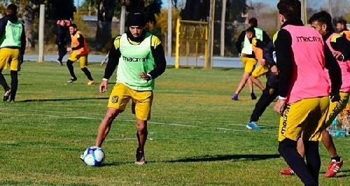 Nacional B - El plantel de Olimpo suspende  su entrenamiento.