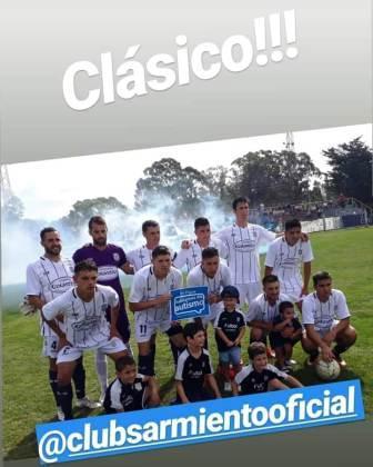 LRF - Sarmiento y Unión festejaron en la tarde de clásicos.