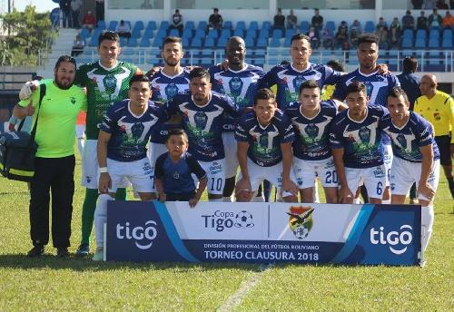Futbol Boliviano - Finalizada la primera rueda del Apertura, Sport Boys se ubicó anteúltimo.