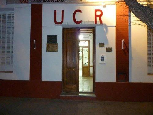 UCR Pigüé: Afiliación y control de padrón partidario