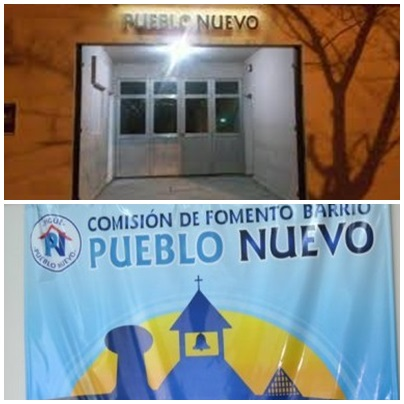 Nueva Comisión de Fomento Barrio Pueblo Nuevo
