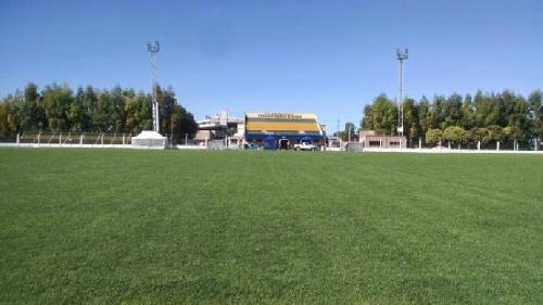 """LRF - En el """"Rubén Segui"""" se disputa la primer final entre Boca y Sarmiento."""