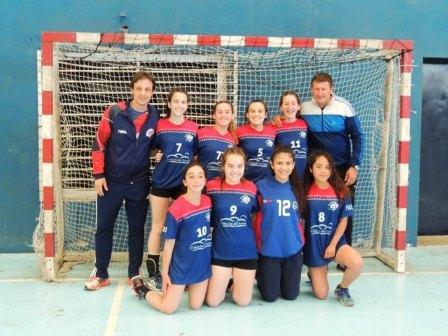Handball - Actividad en el balonmano de los últimos días.