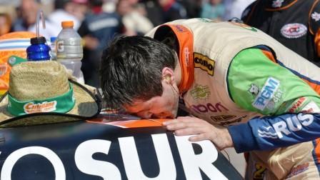TC - Jonathan Castellano fue el ganador en Villicum por penalización a Santero.