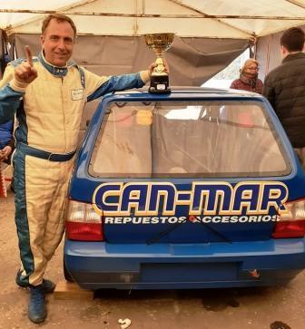 Categorías del SudOeste - Jorge Vallese se impuso en la 1ra final del GTC.
