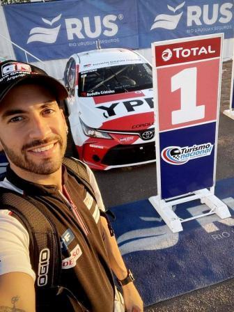 Turismo Carretera - Julián Santero se quedó con la final en San Nicolás.