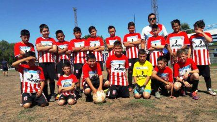Los chicos de Unión Pigüé participarán de Mundialito en Monte Hermoso.