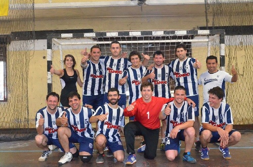 Handball Masculino - Club Sarmiento de Pigüé y su participación en el Nacional de Bariloche.