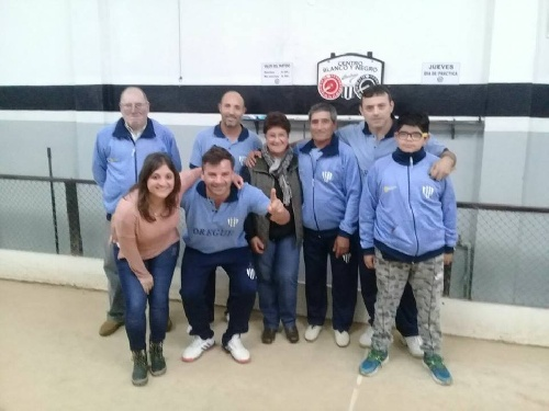 Provincial Bochas Clubes en Tres Arroyos - Participación de Atlético Saavedra.