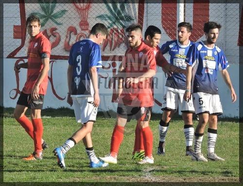 Liga del Sur - Huracán con Eric Verón venció a Liniers - Sporting se aseguró el uno de la fase regular.