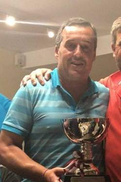 Gustavo Sahuet se alzó con el premio de la Peña Hierro 5.