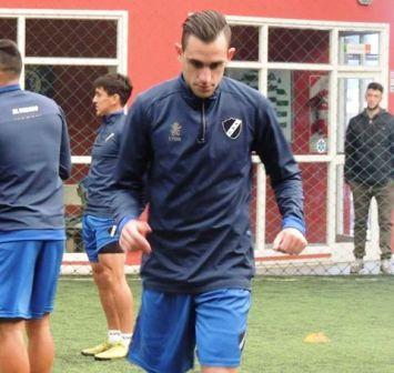 Nacional B - Marcos Litre con Almagro concentrado en Santiago del Estero.