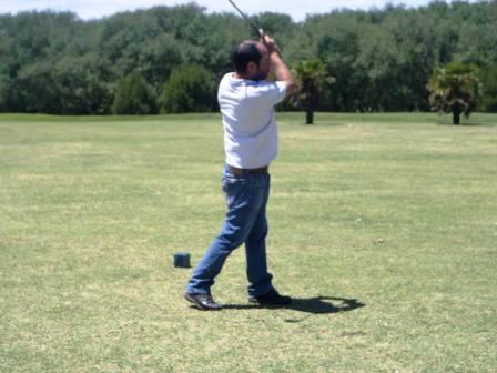 Golf - Mauro Martínez y R. Ruggeri ganaron en el club local.